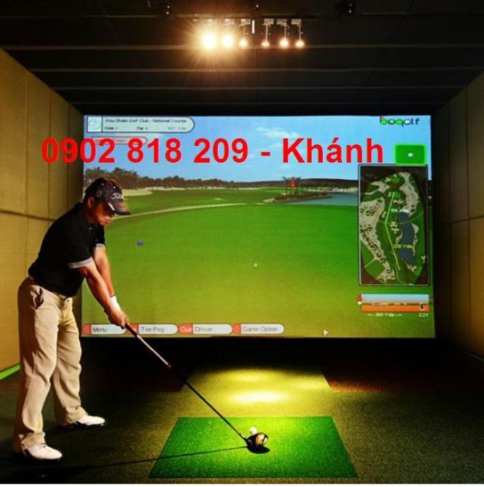 Thảm tập golf 3D2