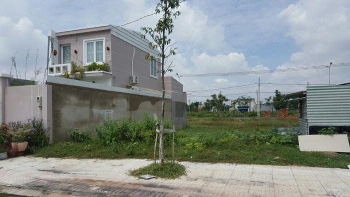 Bán lô đất biệt thự Biên Hòa, 270m2, sổ đỏ thổ cư riêng, nở hậu