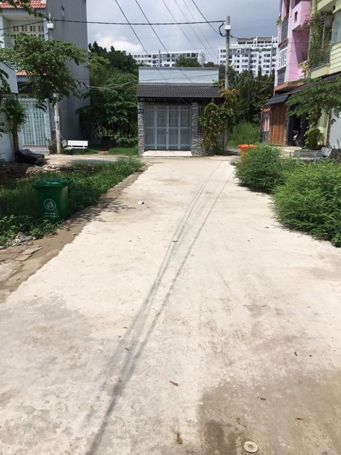 Bán đất đường 22 LINH ĐÔNG giá 28.5tr/m2 DT 55m2 thổ cư 100%