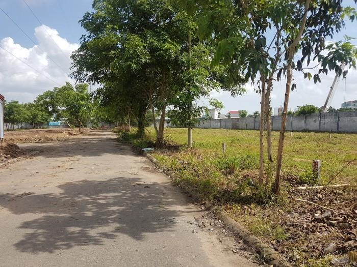 Bán đất liền kề AEON MALL Bình Tân giá ưu đãi chỉ 24tr/m2
