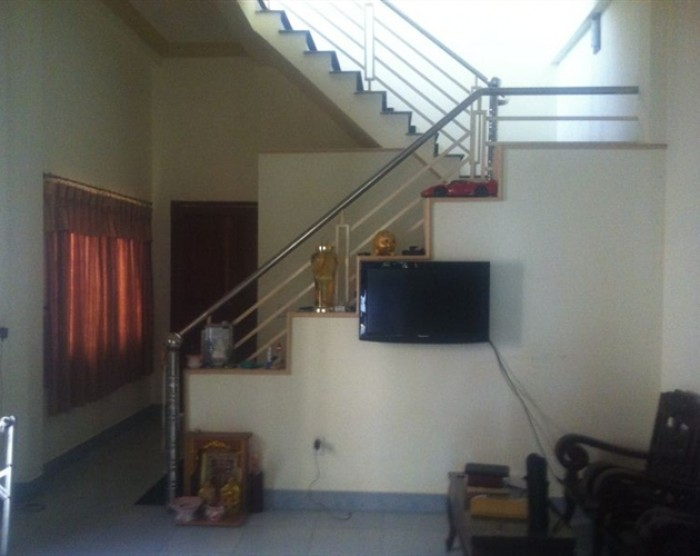 Định cư cần bán gấp nhà Mặt Tiền đường Trần Đình Xu, phường Cầu Kho ,Q1. DT: 3,6 x 14.5m. Giá 11 tỷ