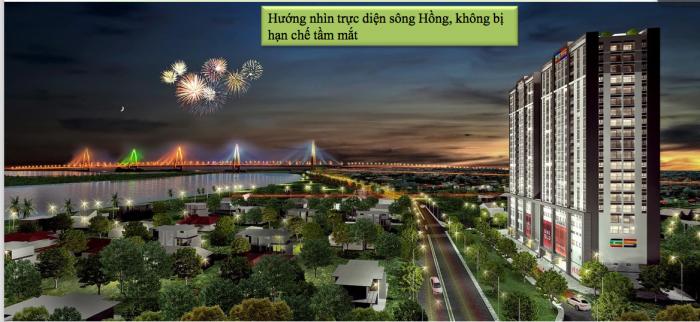 Có 15 suất ngoại giao - Dự án Tây Hồ River View-Cam kết gía tốt