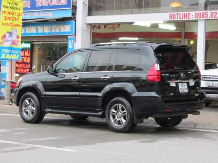 Lexus GX 470 sản xuất năm 2009 Số tự động Động cơ Xăng