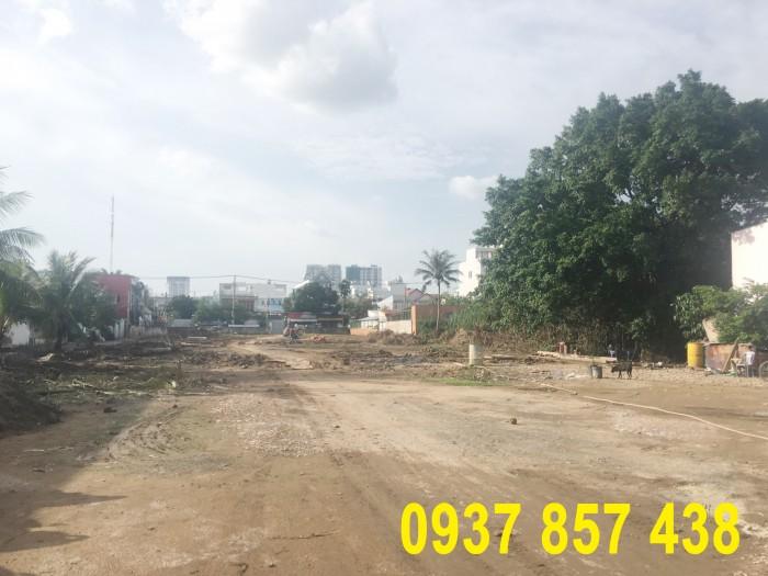 Bán 18 lô đất trong khu dân cư Chuyên Dùng, Quận 7