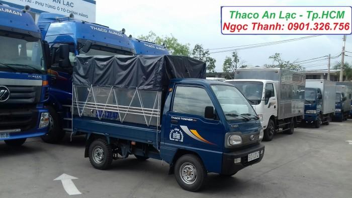 Xe Tải Thaco Towner800 - Xe Tai 500Kg 750Kg 900Kg - Xe Tải dưới 1 T