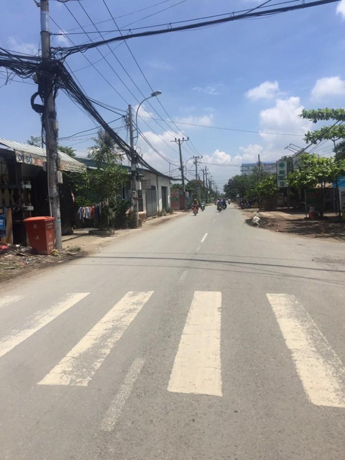 Đất thổ cư Bình Chánh,369 m2 đường nhánh Hương lộ 11, giá 1,95 tỷ, đất đẹp, chính chủ