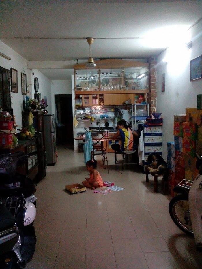 Cần bán nhà HXH Phạm Phú Thứ Q6, 121m2
