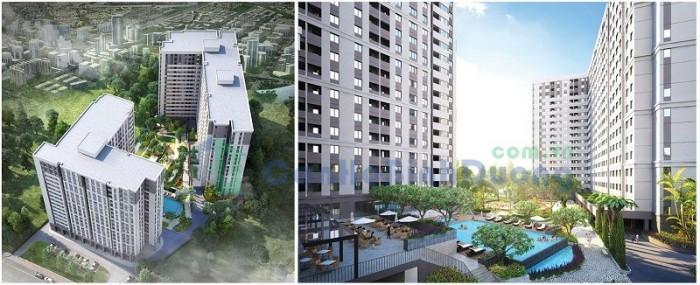 Căn Hộ Cao Cấp Luxury Residence Bình Dương.