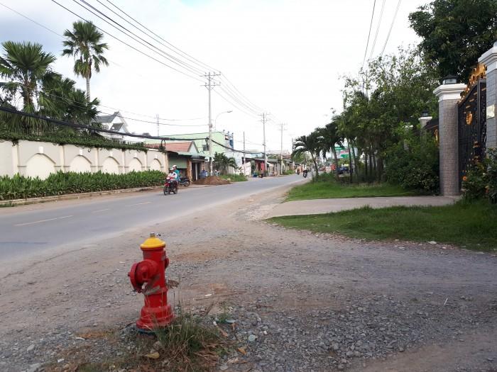 Đất mặt tiền đường Hưng Long Bình Chánh, Gía rẻ chỉ 1,7 tỷ có ngay 471m2