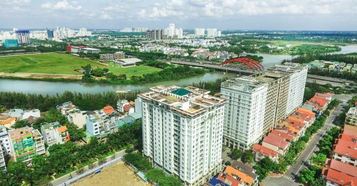 Dự Án Ngay 2 Mt Kdc Trung Sơn, Sát Lotte Q7, Vietopia, Sông Ông Lớn.