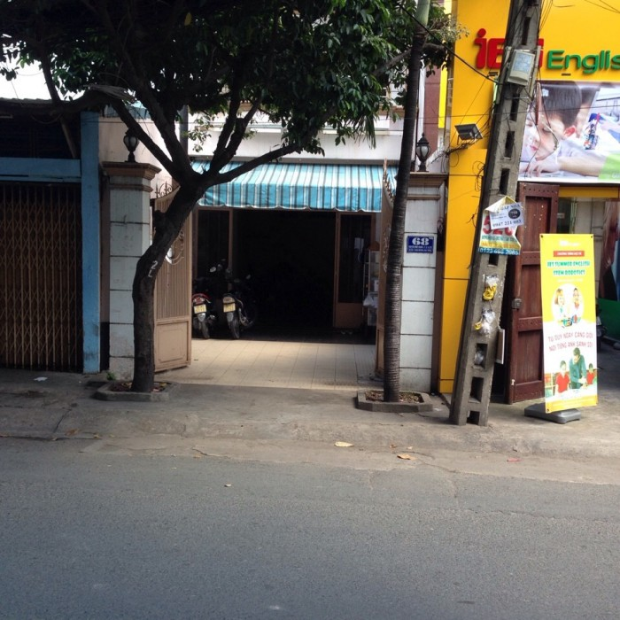Cho thuê 80m2 mặt tiền Nguyễn Minh Hoàng.