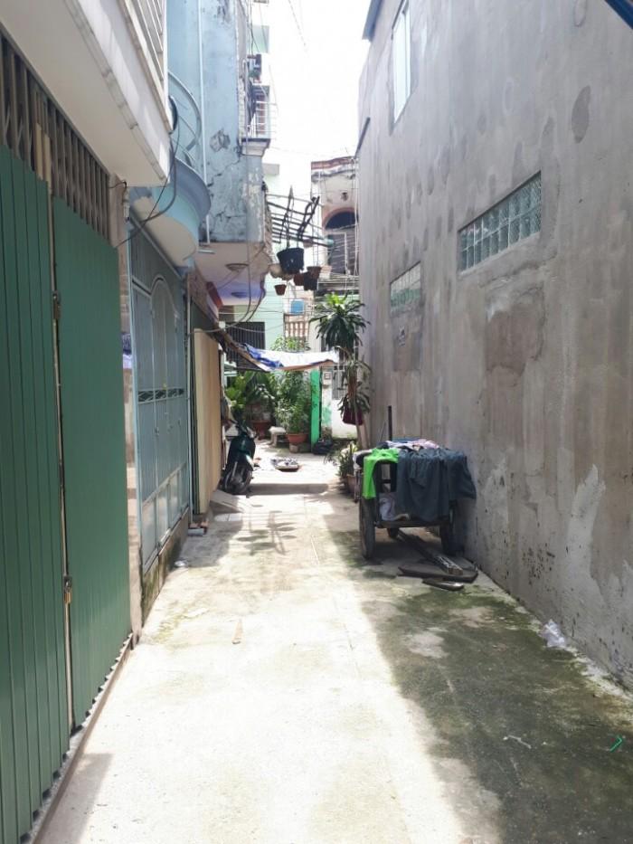 Bán Nhà Hẻm Đường Quang Trung, phường 14, Quận Gò Vấp