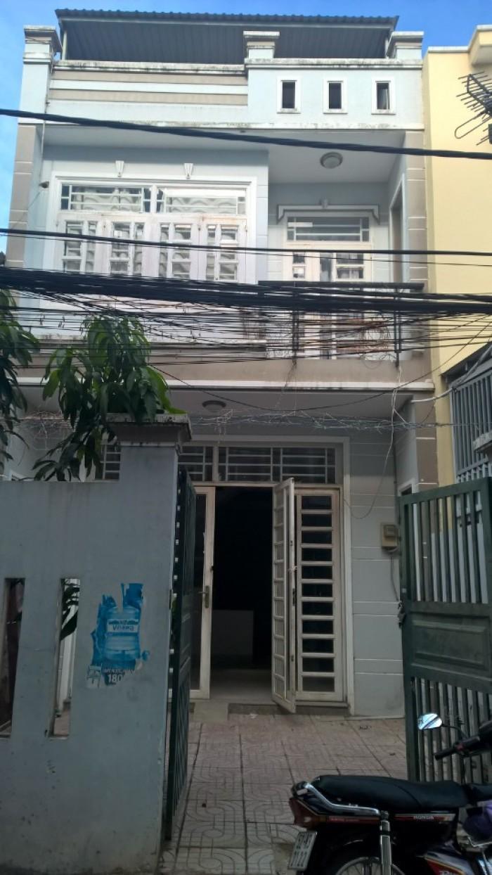 Bán Nhà Hẻm Bà Cả 1806 Huỳnh Tấn Phát Nhà Bè,5x20m2 ,Giá:2.7 Tỷ