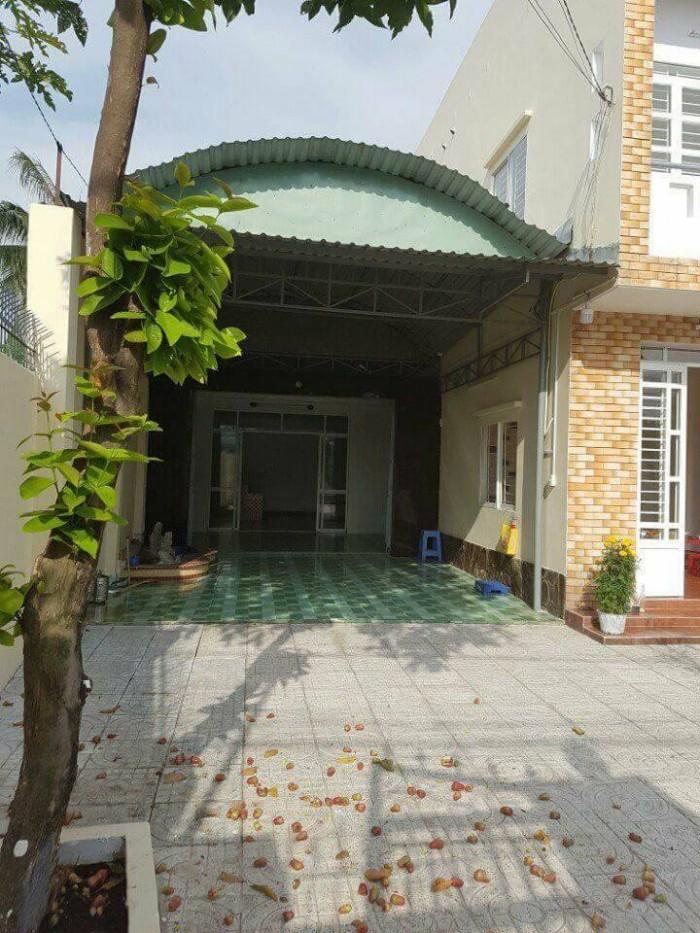 Bán nhà mặt tiền Ngô Quyền Hocmon 9x25 giá 4ty750