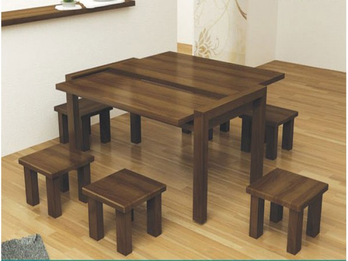 Cần thanh lý bàn ghế gỗ dùng cho cafe trà sữa..2