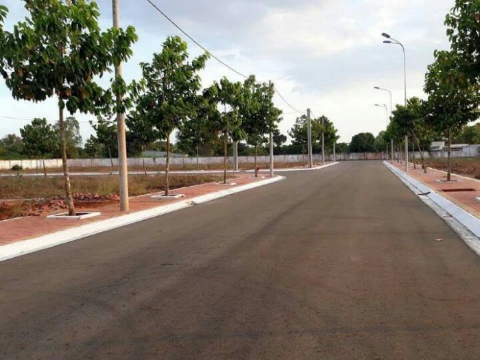 Đất nền mặt tiển đường Phùng Hưng KCN Giang Điền