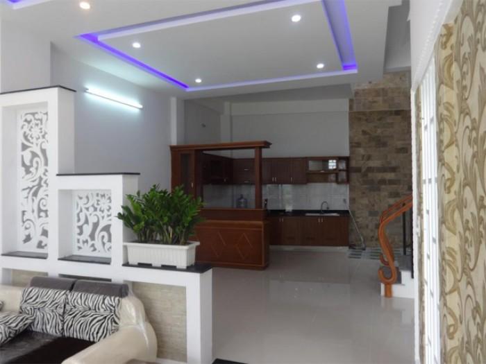 Cho thuê nhà mặt tiền Nguyễn Hữu Hào, quận 4. 72m2, 1 trệt, 1 lầu. Giá 25 triệu/tháng