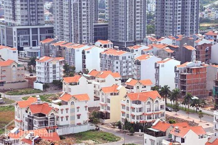 Cho thuê nhà 2 tầng, đường D1, KDC Him Lam Kênh Tẻ tiện làm văn phòng, showroom 27triệu