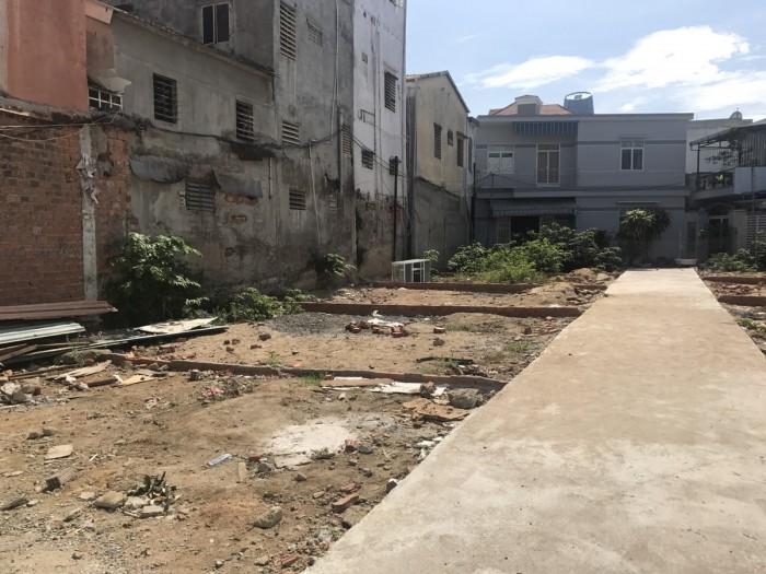 Bán đất nền trung tâm Đà Nẵng, kiệt Hải Châu.