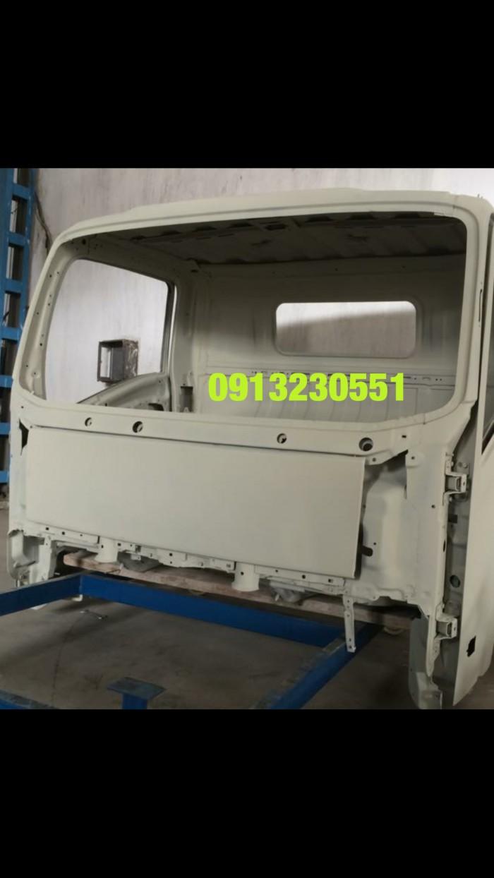 Sẵn bán các loại cabin xe tải isuzu
