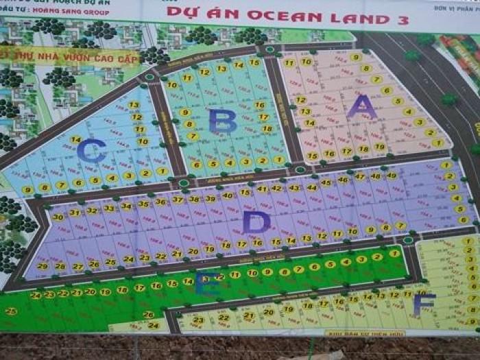 Bán đất nền Dương Đông giá 2triệu/m2, cách trung tâm 2.5km.