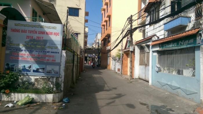 Cần tiền bán nhà cấp 4 hẻm Nguyễn Tư Nghiêm