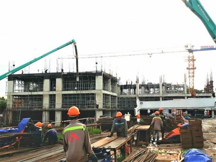 Ngân hàng Vietinbank bảo lãnh dự án Prosper Plaza Quận 12