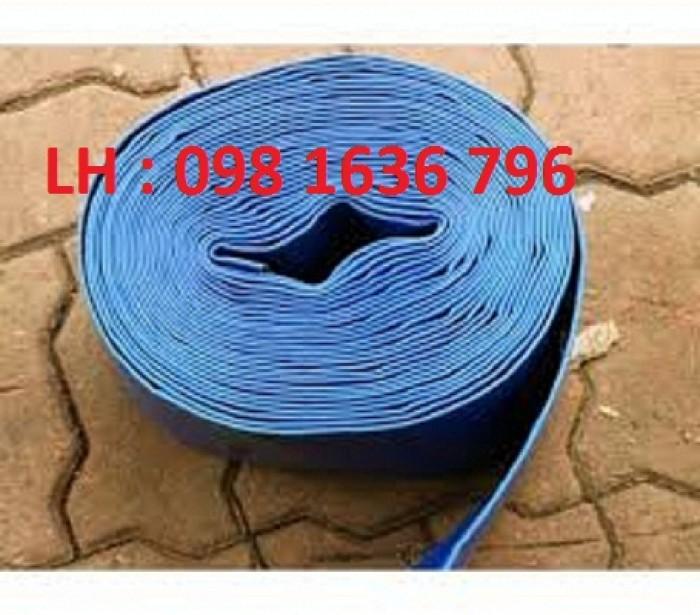 Đại lý cung cấp ống bạt cốt dù Pvc - ống bạt xanh tải nước- ống bạt cam tải sỏi giá tốt nhất