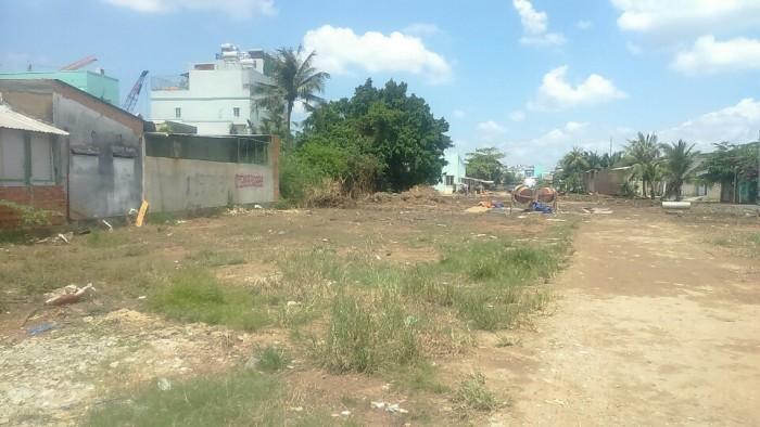 Chỉ còn 15 nền đất thổ cư mặt tiền đường Quận 7 sát Phú Mỹ Hưng chỉ 39tr/m2