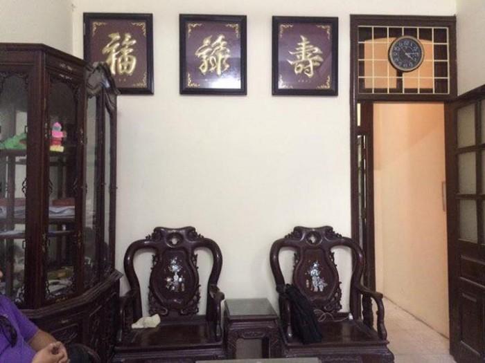 Bán nhà Kim Mã Thượng, quận Ba Đình, 41m2 xây 4 tầng, giá 5.25tỷ.