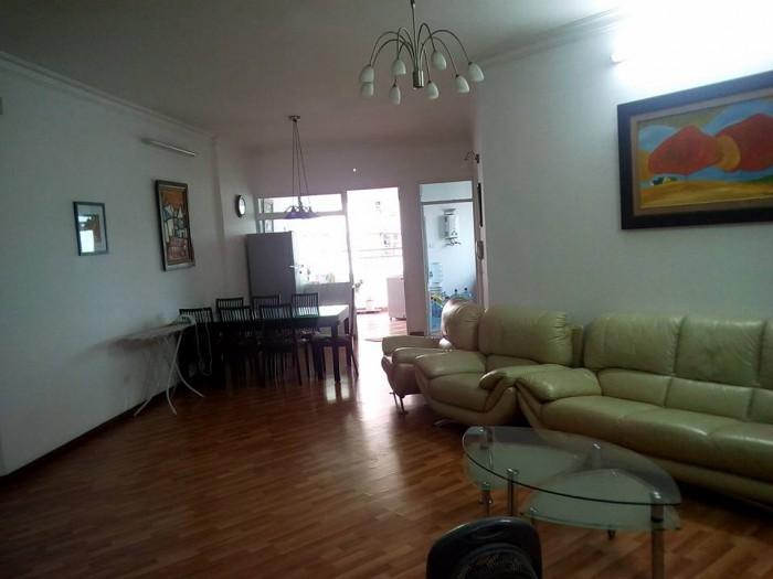 Giá rẻ thuê ngay căn hộ 24T1, Dt 122m, nội thất cao cấp,2 phòng ngủ, giá chỉ 750usd