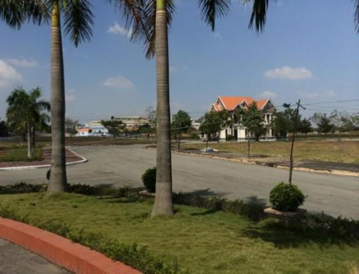 Bán gấp 2 nền nhà phố mặt tiền đường Thống Nhất KĐT Bình Nguyên, cực hot, cực hiếm