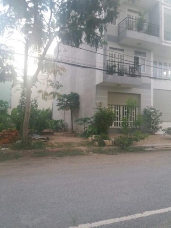 Bán đất mặt tiền đường số 4 Phạm Hữu Lầu, Quận 7, DT 5x16m. Giá 3,9 tỷ