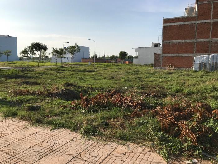 Cần tiền bán đất MT đường 30m,12tr/m2,SHR, chính chủ quận Bình Tân