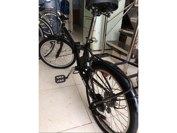 Xe đạp xếp nội địa japan