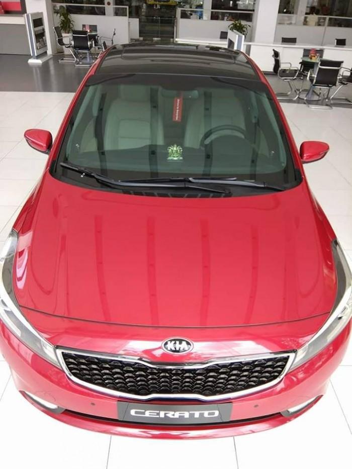 Bán xe Kia Cerato 1.6 AT, giá tốt nhất thị trường, hỗ trợ vay đến 80% 3