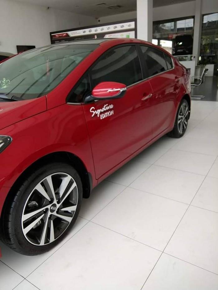 Bán xe Kia Cerato 1.6 AT, giá tốt nhất thị trường, hỗ trợ vay đến 80% 4