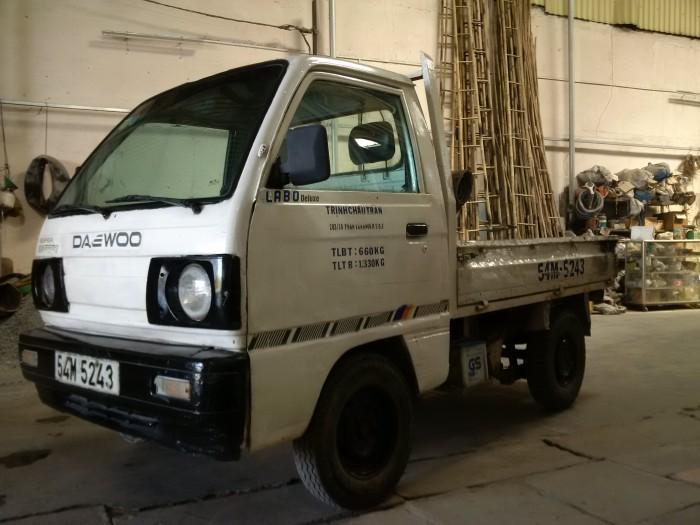 Bán xe 550kg Daewoo thùng 1994 còn lưu hành giá cực rẻ