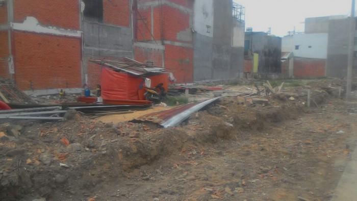 Bán Đất Gấp Đường Gò Dấu, Quận Tân Phú , DT 4x16m , Giá 3,35 tỉ .