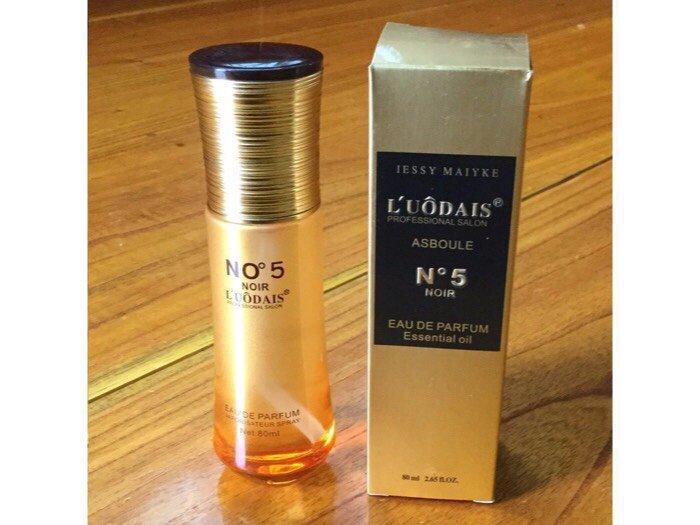 Tinh dầu dưỡng tóc No5