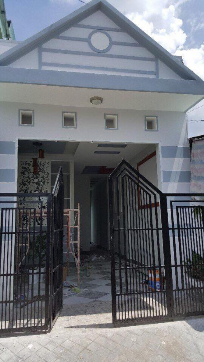 Bán Nhà Hẻm 4x15m Thổ Cư 100% Giá 890 Triệu.