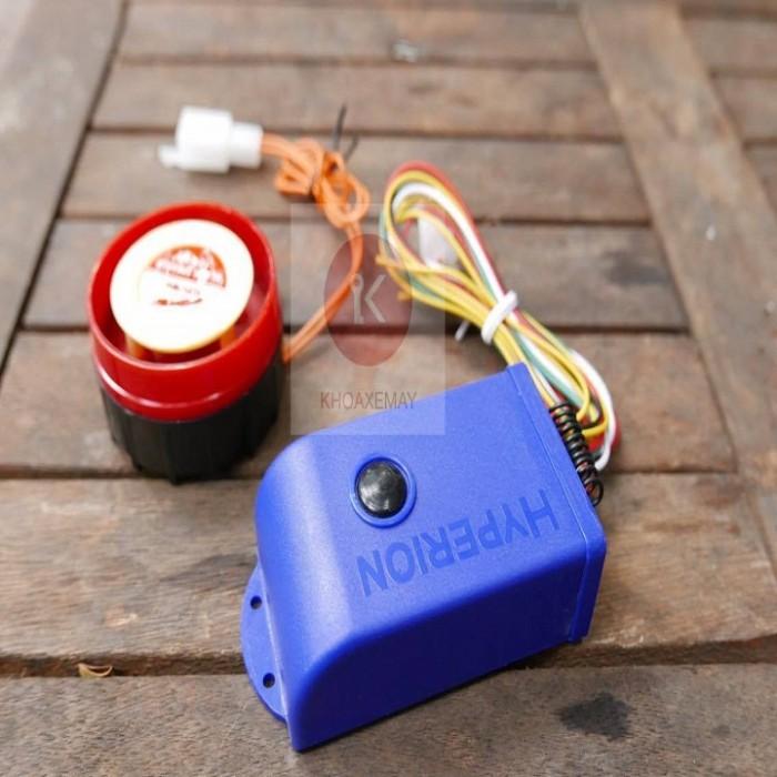 Khóa chống trộm xe máy remote cao cấp HYPER