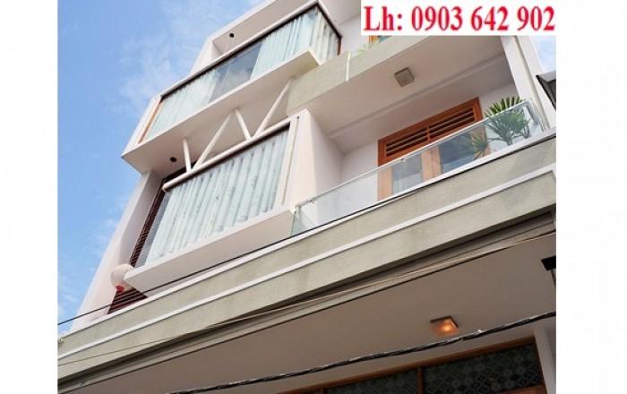 Bán Nhà MT thụt Nguyễn Trãi, Quận 1, Dt: 6.8Mx17.7M – 21.5 tỷ