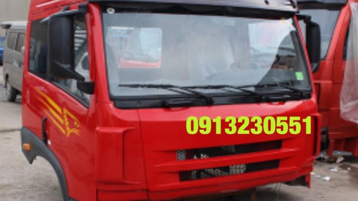 Bán cabin xe tải chenglong balong Hải Âu 0