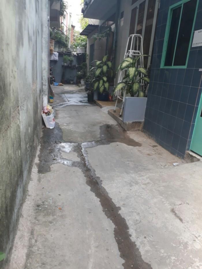Bán nhà 1 lầu hẻm 3m Luỹ Bán Bích, dt: 3x6, giá: 1.32 tỷ, P. Hoà Thạnh, Q. Tân Phú