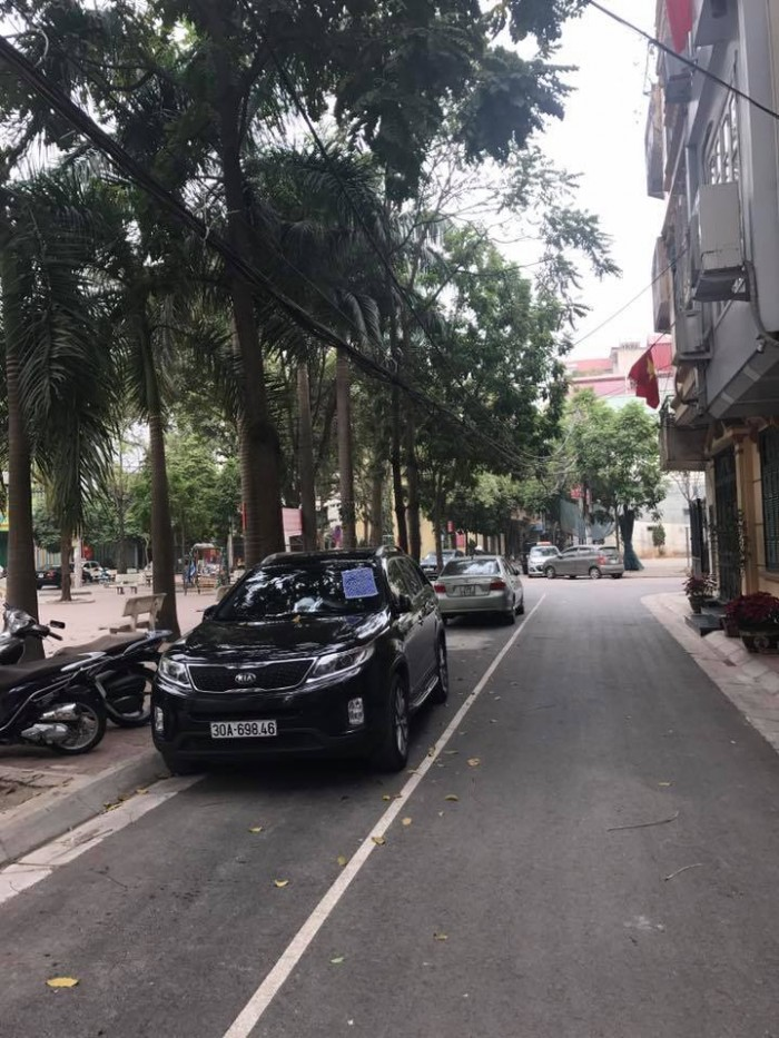 Bán đất phân lô oto tránh Nguyễn Xiển 49m, MT 5m, giá 5.3 tỷ