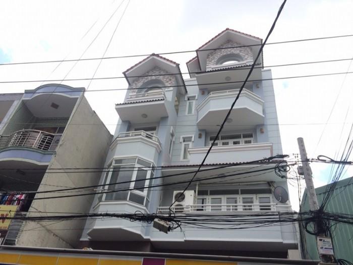 Bán nhà MT Ngô Thị Thu Minh 7.7x16m 2 lầu Giá 17.5 tỷ