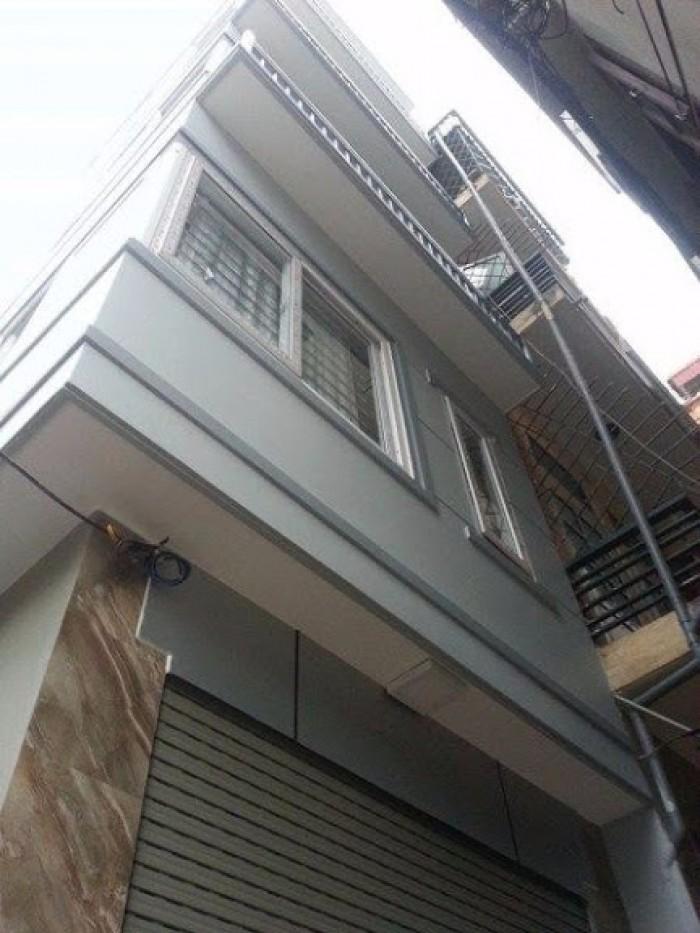 Bán nhà Trần Phú Hà Đông, DT 47m2 x 4T, full nội thất. Cách mặt phố 100m. Giá 3,2 tỷ