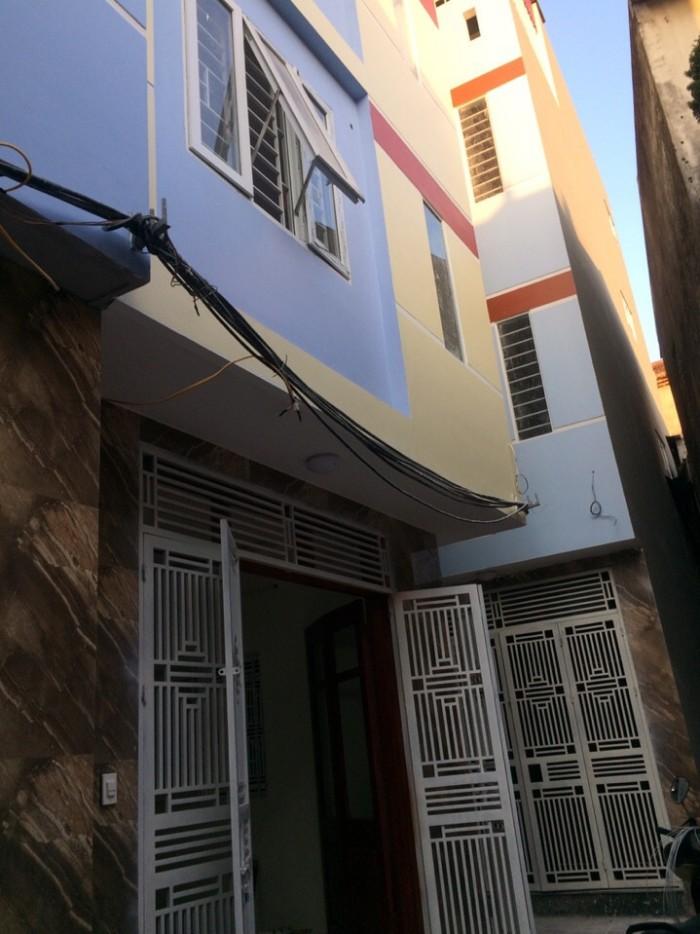Bán nhà phân lô cạnh KDT Xa La 34m2, 4 tầng – Mậu Lương cách KDT 100m
