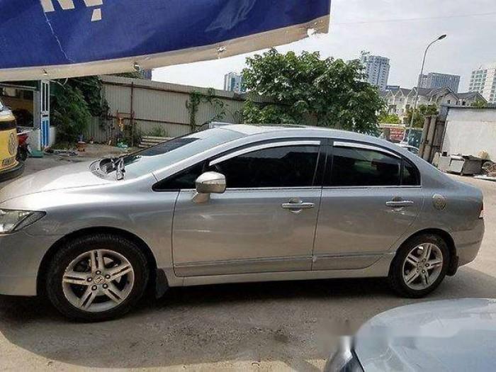 Bán Honda Civic 2.0 sản xuất 2006, màu bạc. Tại Sơn La Biển Tỉnh 26
